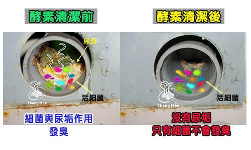 酵素廁所除臭